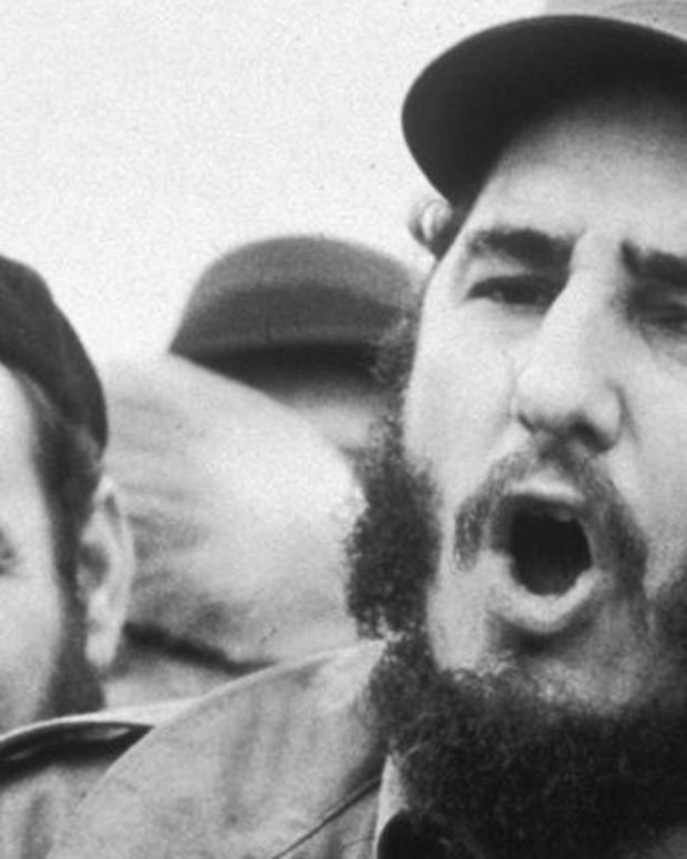 Fidel Castro - The Bay of Pigs