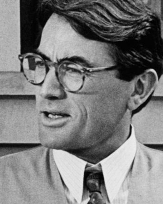 "Gregory Peck - 50th Anniversary of ""To Kill a Mockingbird"""