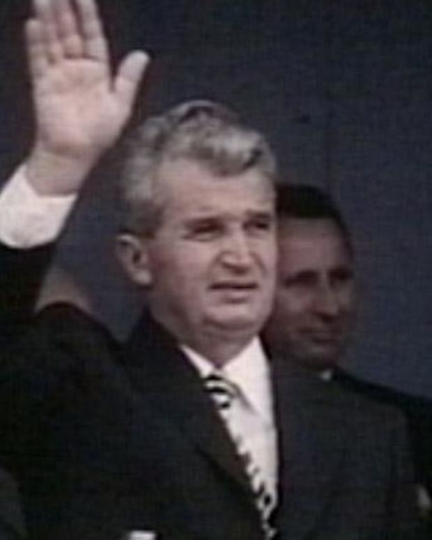 Nicolae Ceausescu - Mini Biography