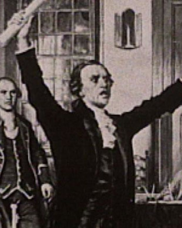 Patrick Henry - Liberty or Death