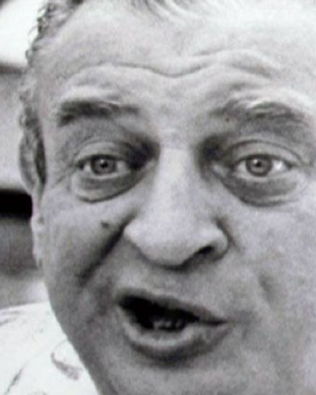 Rodney Dangerfield - A Big Appetite
