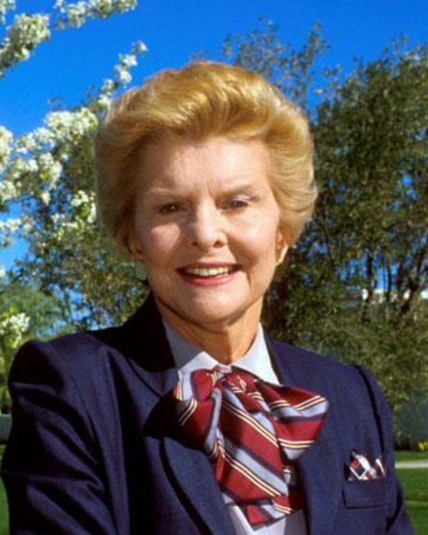 Betty Ford - Mini Biography