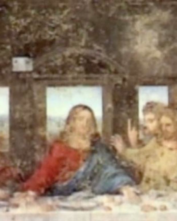 Leonardo da Vinci - Analyzing The Last Supper