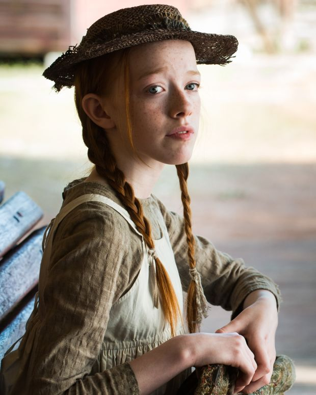 "Amy McNulty in ""Anne with an E"""