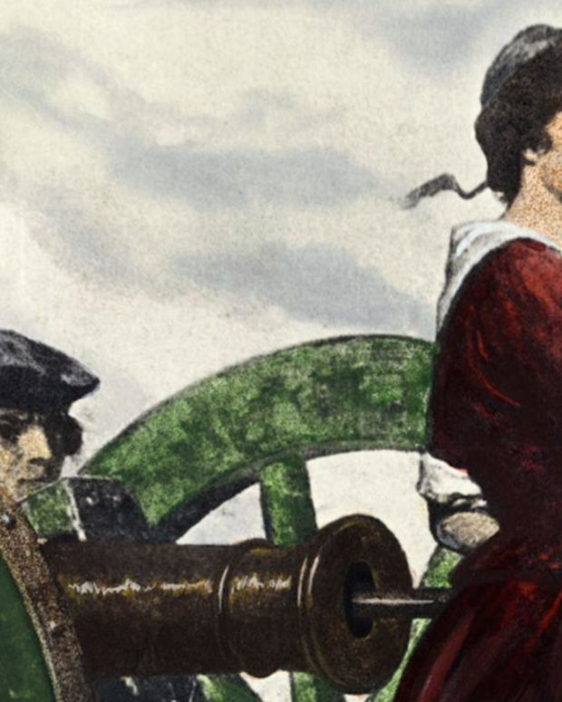 Biography: Molly Pitcher