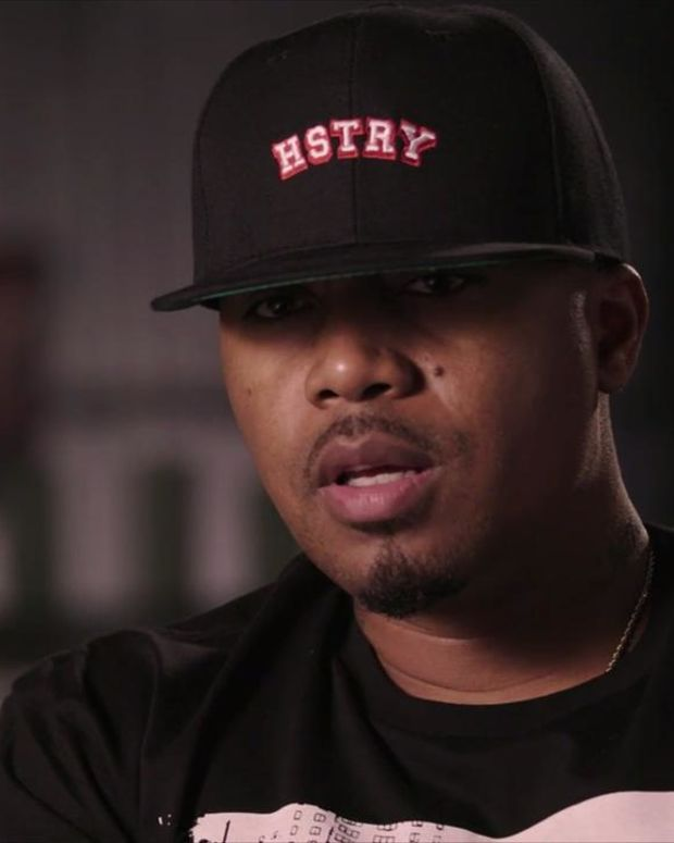 Nas on Why Biggie Smalls is a King of Hip Hop