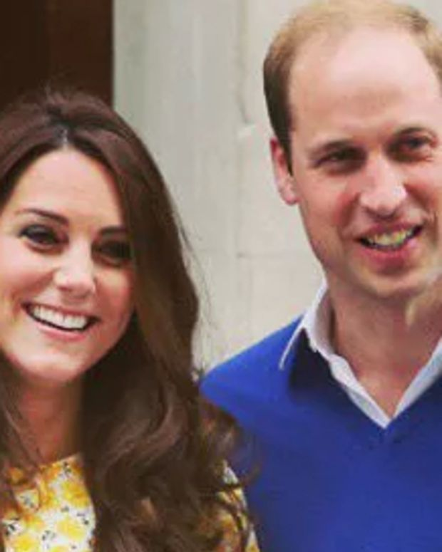 Kare Middleton and Prince William