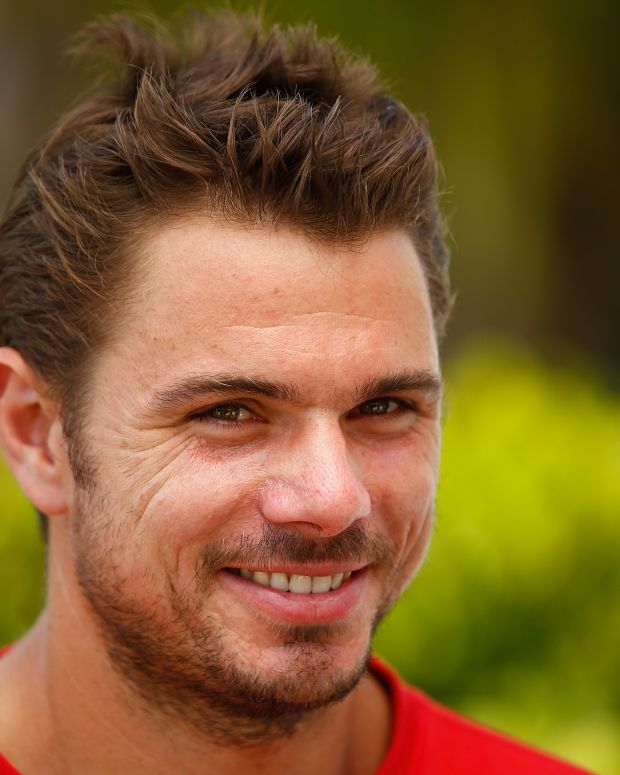 Stan Wawrinka photo via Getty Images