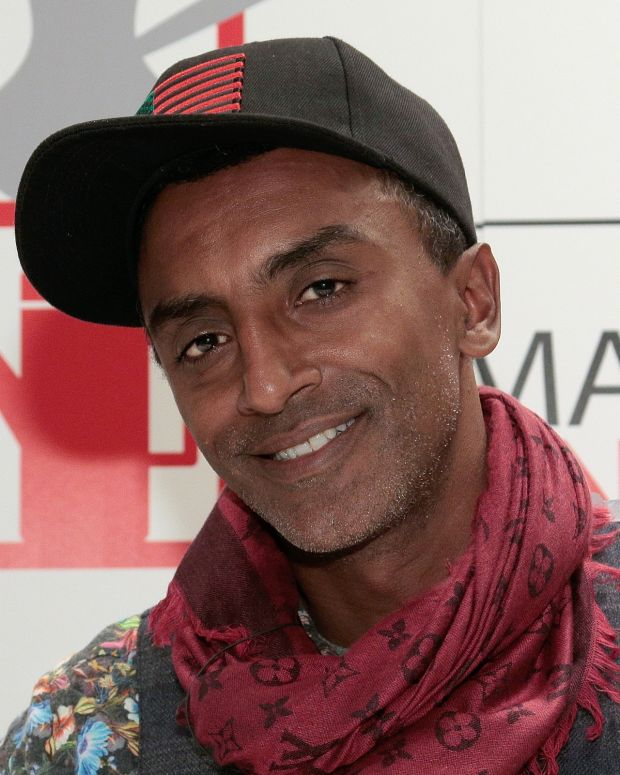 Marcus Samuelsson photo via Getty Images