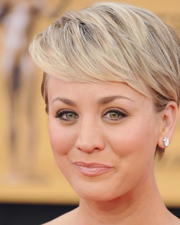 Kaley Cuoco photo via Getty Images