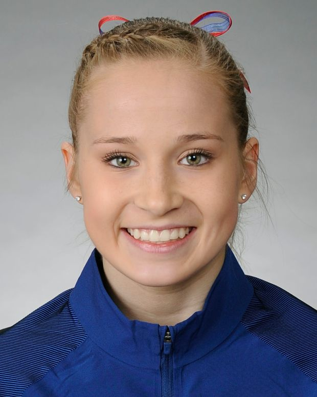 Madison Kocian official Olympic photo