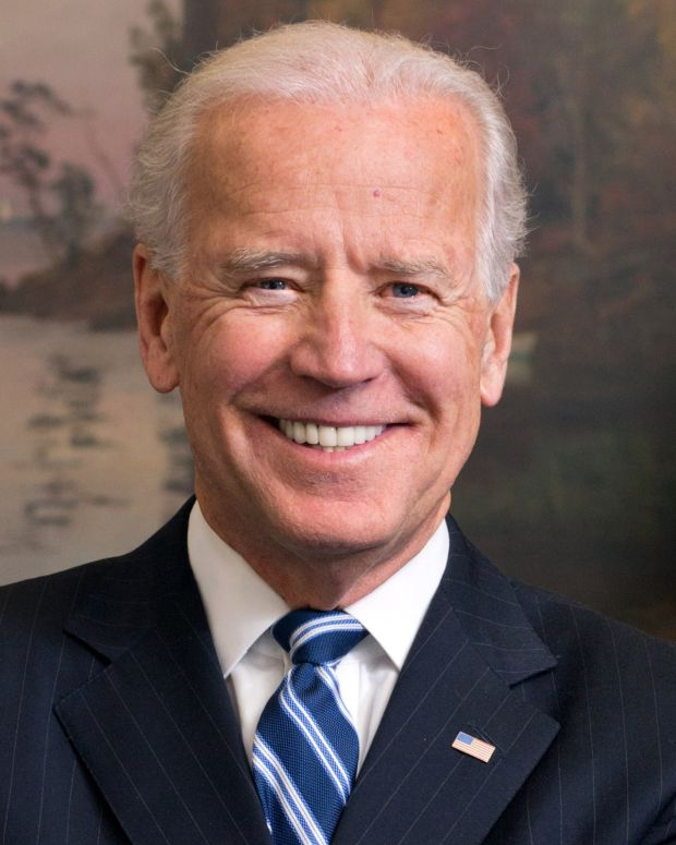 Joe Biden photo, official portrait