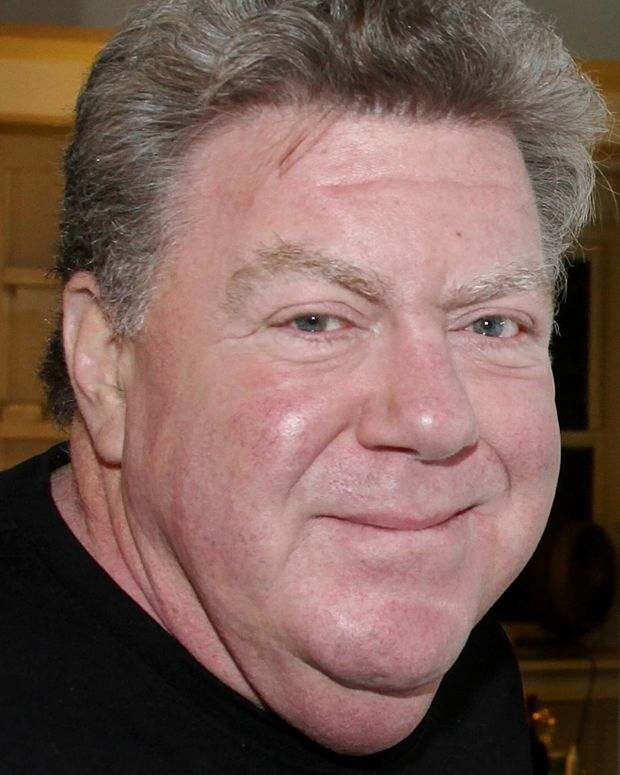 George Wendt photo via Getty Images