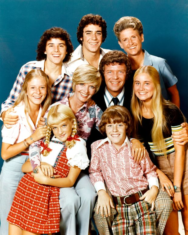 The Brady Bunch Cast in 1973 Photo By ABC Photo Archives/ABC via Getty Images