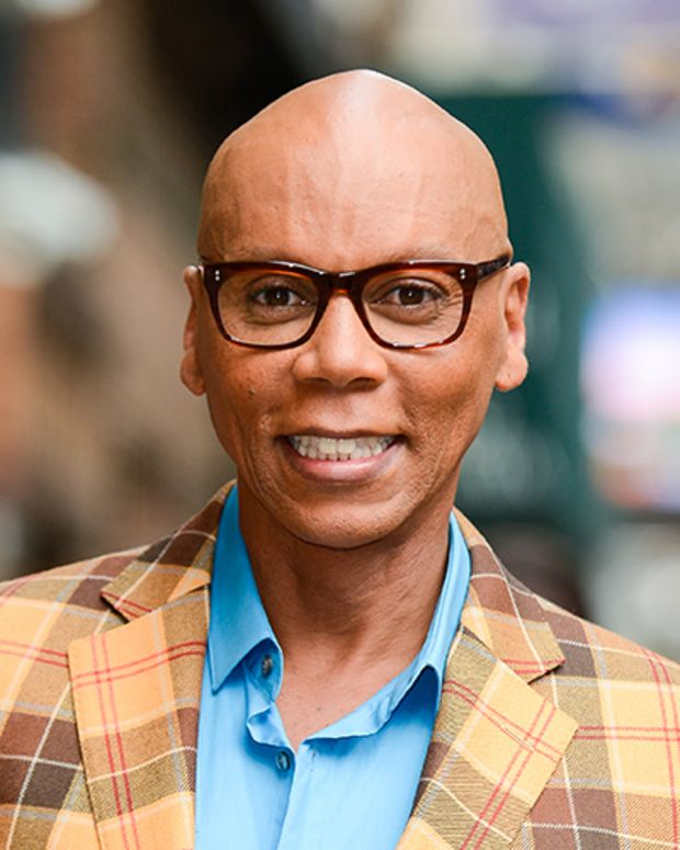 RuPaul enters 'The Late Show With Stephen Colbert' taping at the Ed Sullivan Theater on June 23, 2016 in New York City. (Photo by Ray Tamarra:GC Images)-square