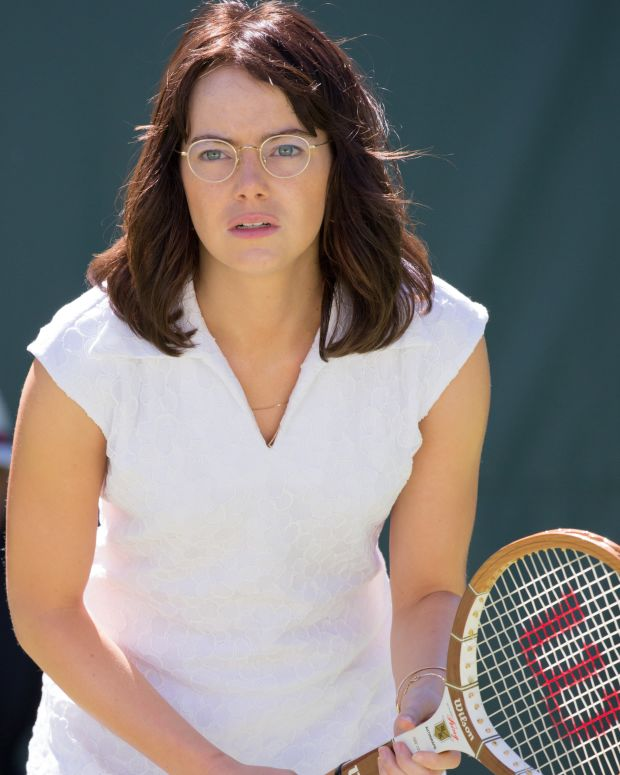 Emma Stone Billie Jean King Photo
