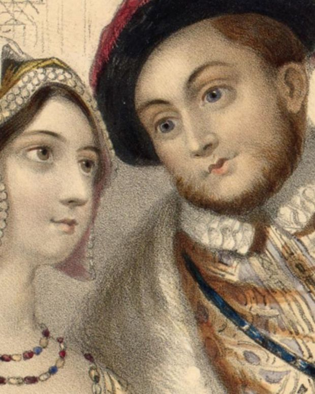 Biography: Anne Boleyn