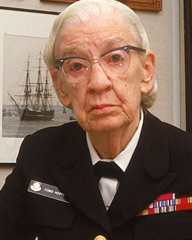Biography: Grace Hopper