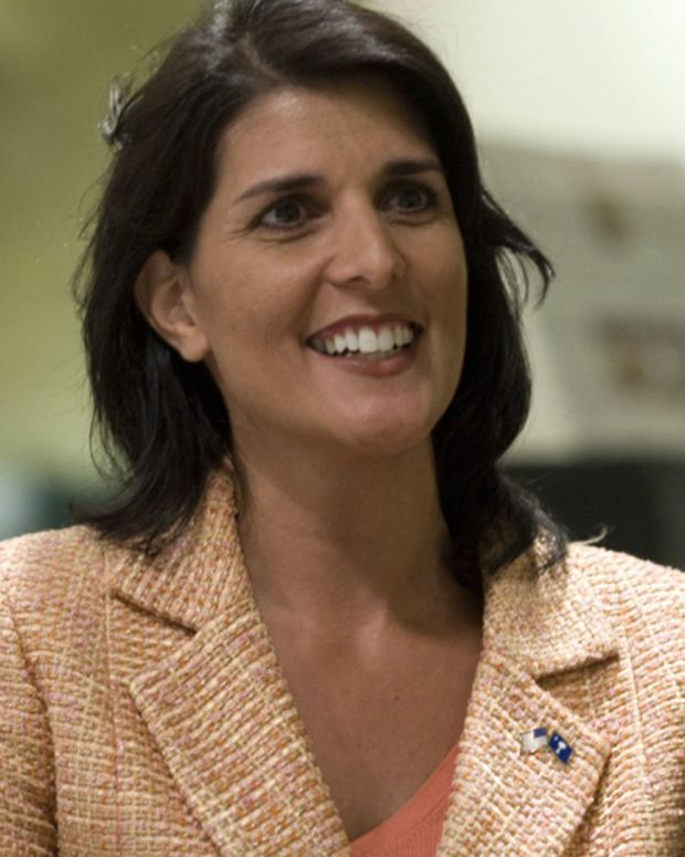 Nikki Haley, Ambassador to the UN