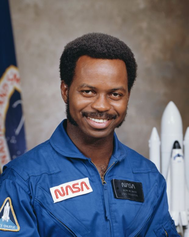Ronald E. McNair Photo