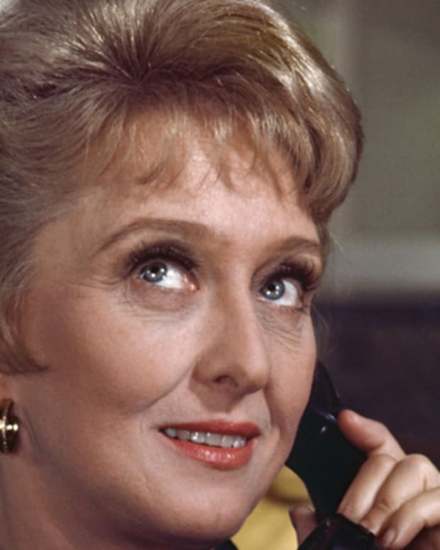 CELESTE HOLM -- Pictured: Actress Celeste Holm -- Photo by: NBC/NBCU Photo Bank