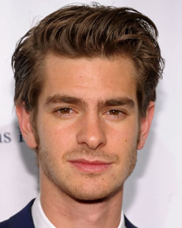 NEW YORK, NY - NOVEMBER 14:  Actor Andrew Garfield attends the Worldwide Orphans Foundation's Seventh Annual Benefit Gala hosted by Amy Poehler and Will Arnett held at Cipriani Wall Street on November 14, 2011 in New York City.  (Photo by Michael Loccisano/Getty Images for Worldwide Orphans Foundation)