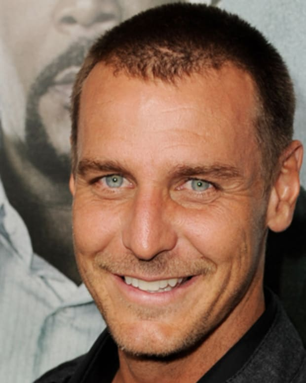 LOS ANGELES, CA - OCTOBER 15:  Actor Ingo Rademacher arrives at the premiere of Summit Entertainment's 'Alex Cross' at the Arclight Theater on October 15, 2012 in Los Angeles, California.  (Photo by Kevin Winter/Getty Images)