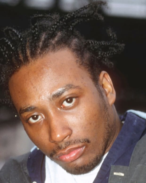 UNSPECIFIED - CIRCA 1995:  Photo of Ol Dirty Bastard  Photo by Al Pereira/Michael Ochs Archives/Getty Images