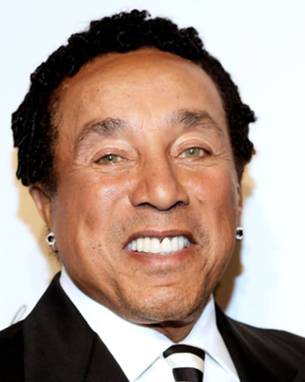 NEW YORK, NY - OCTOBER 22:  Smokey Robinson attends the Angel Ball 2012 at Cipriani Wall Street on October 22, 2012 in New York City.  (Photo by Steve Mack/Getty Images)