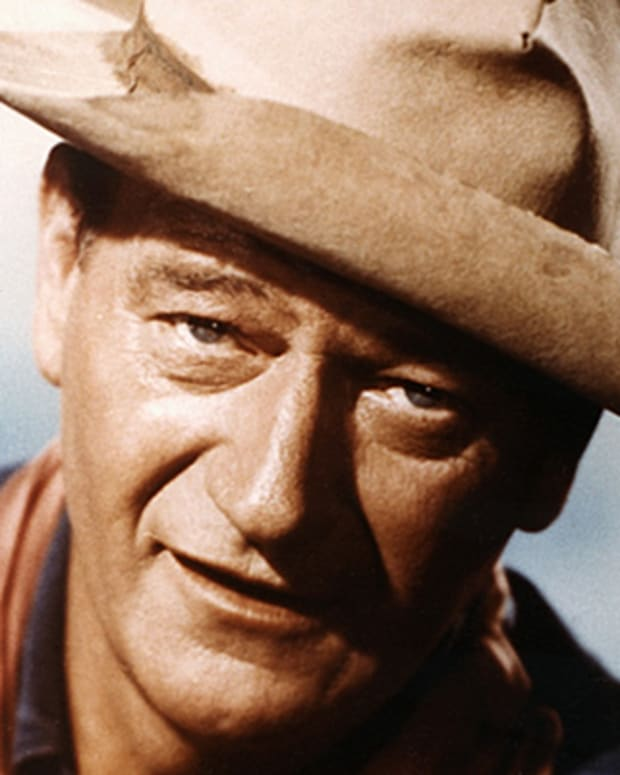 a biography of john wayne one of americas greatest actors and directors of all time In 1999, the american film institute named wayne thirteenth among the greatest male stars of all time a harris poll released in 2007 placed wayne third among america's favorite movie stars, the only star on the list who has died and the only one who has appeared on the poll every year.