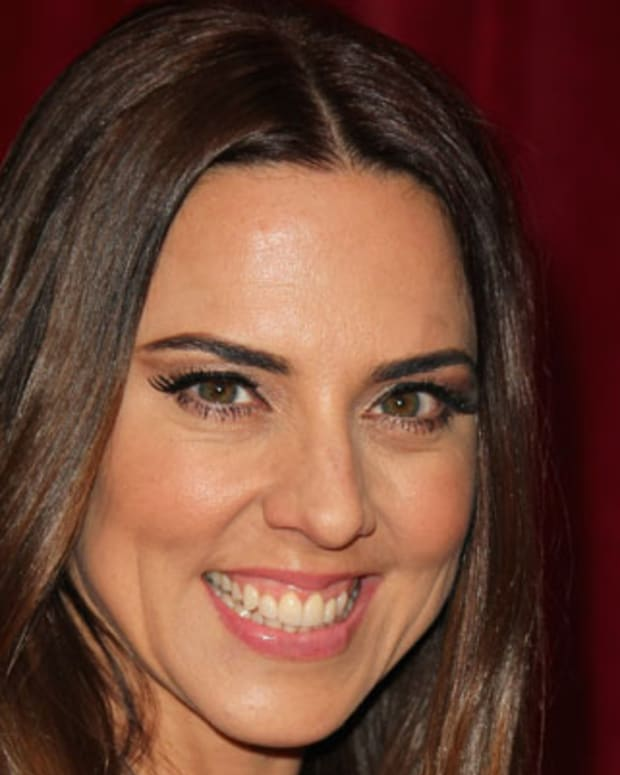 LONDON, ENGLAND - APRIL 28:  Mel C attends the British Soap Awards at The London Television Centre on April 28, 2012 in London, England.  (Photo by Mike Marsland/WireImage)