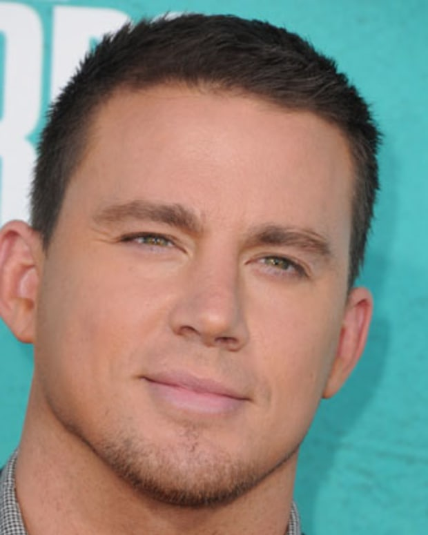 UNIVERSAL CITY, CA - JUNE 03:  Actor Channing Tatum arrives at the 2012 MTV Movie Awards at Gibson Amphitheatre on June 3, 2012 in Universal City, California.  (Photo by Steve Granitz/WireImage)