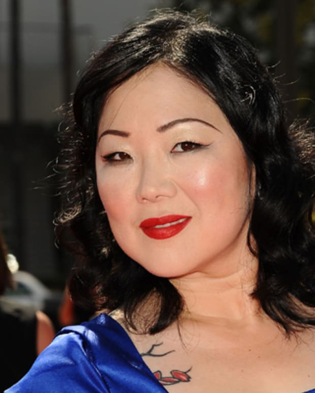 LOS ANGELES, CA - SEPTEMBER 15:  Actress Margaret Cho attends the 2012 Primetime Creative Arts Emmy Awards at Nokia Theatre L.A. Live on September 15, 2012 in Los Angeles, California.  (Photo by Jason LaVeris/FilmMagic)
