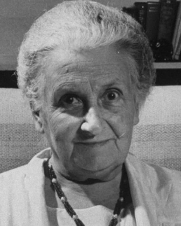 biographical context of maria montessori Maria montessori: maria montessori, italian educator and originator of the educational system that bears her name the montessori system is based on belief in the creative potential of children, their drive to learn, and the right of each child to be treated as an individual after graduating in medicine from the.