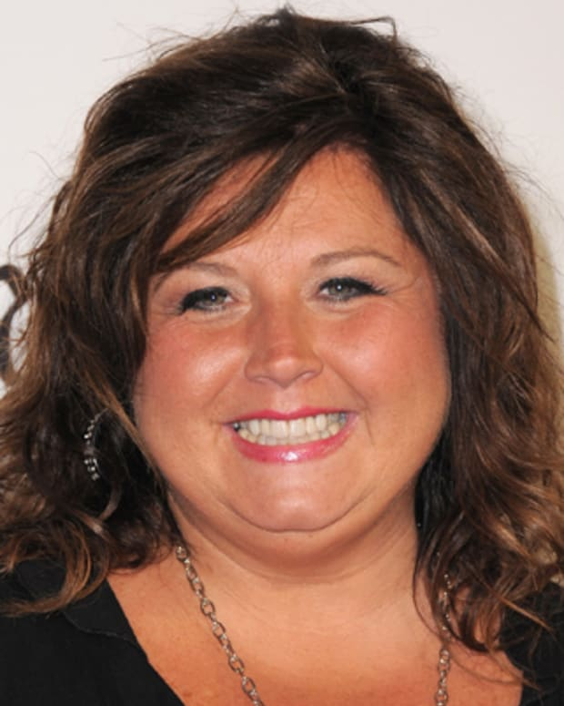 Abby Lee Miller attends the 'Miss Me' album release party hosted by Elle Magazine and Sarah Hyland at the Sunset Marquis Hotel on Thursday, Aug. 9, 2012, in Beverly Hills, Calif. (Photo by Jordan Strauss/Invision/AP)