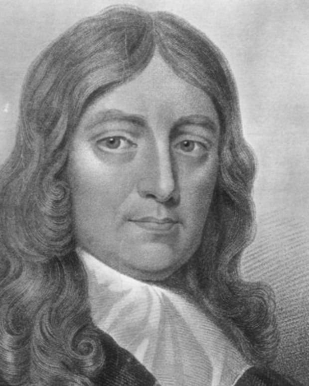 milton the poet essay John milton wasn't just a poet he was a wanted man  just try writing your next  essay by dictation, and then imagine writing a poem that is several hundred.