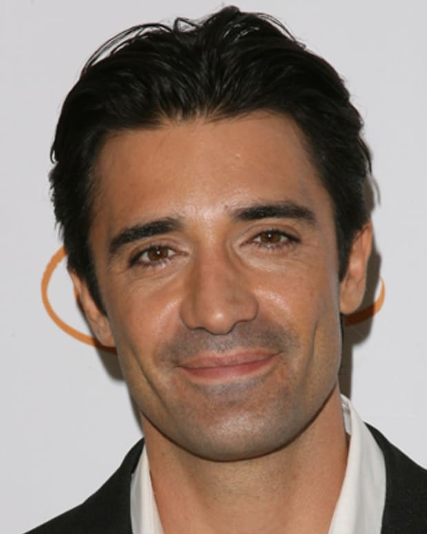 LOS ANGELES, CA - SEPTEMBER 13:  Gilles Marini arrives at the 4th Annual 'Get Lucky For Lupus' Poker Tournament Benefiting Lupus LA held at the Peterson Automotive Museum on September 13, 2012 in Los Angeles, California.  (Photo by Jesse Grant/WireImage)