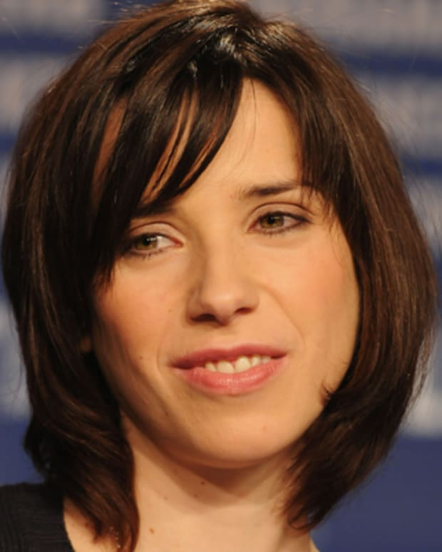 Sally Hawkins attends the 'Happy Go Lucky' photocall during day six of the 58th Berlinale International Film Festival held at the Grand Hyatt Hotel on February 12, 2008 in Berlin, Germany. (Photo by Dominique Charriau/WireImage)