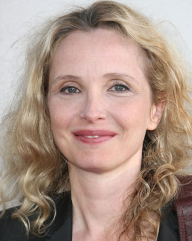 LOS ANGELES, CA - JUNE 14: Actress Julie Delpy attends Film Independent's 2012 Los Angeles Film Festival Premiere Of Sony Pictures Classics' 'To Rome With Love' at Regal Cinemas L.A. LIVE Stadium 14 on June 14, 2012 in Los Angeles, California.  (Photo by Frederick M. Brown/Getty Images)