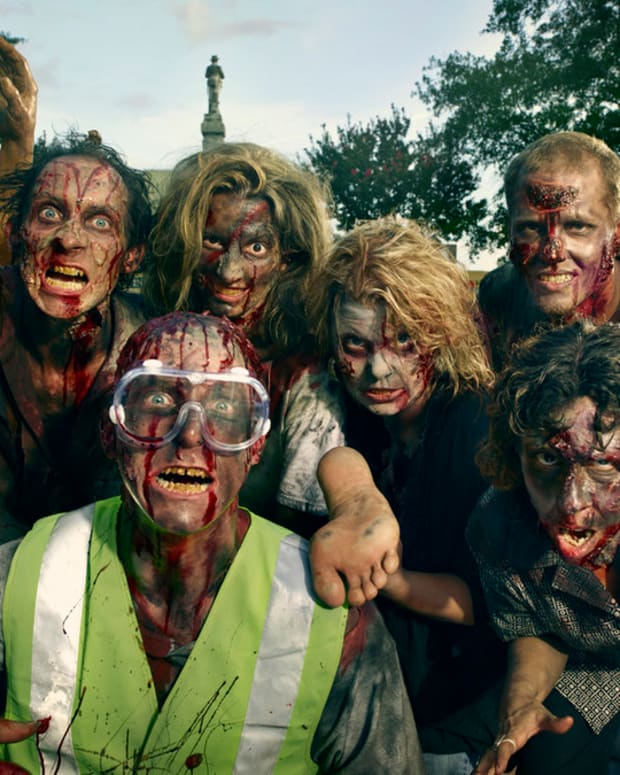 Town of the Living Dead Photo