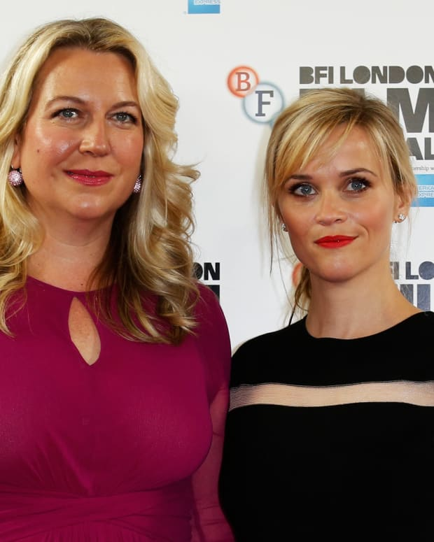 Cheryl Strayed Reese Witherspoon Photo