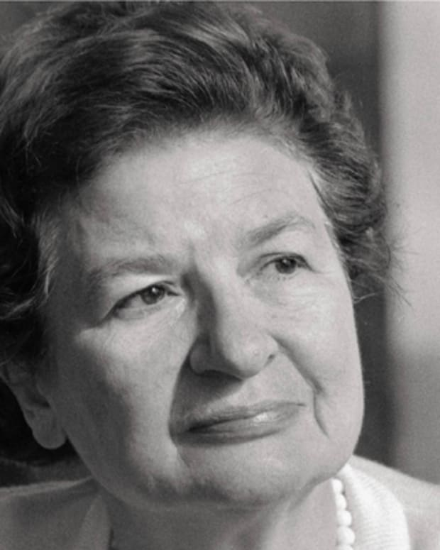P.D. James, writer  (Photo by Quim Llenas/Cover/Getty Images)