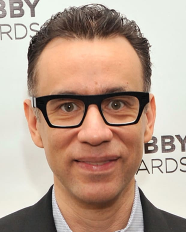 NEW YORK, NY - MAY 21:  Fred Armisen attends the 17th Annual Webby Awards at Cipriani Wall Street on May 21, 2013 in New York City.  (Photo by Stephen Lovekin/Getty Images for The Webby Awards)
