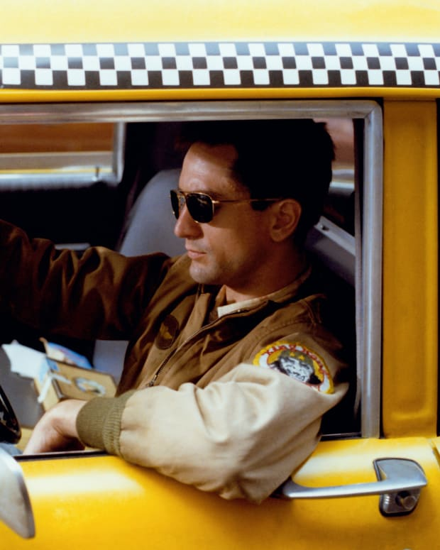 Taxi Driver Robert De Niro Photo