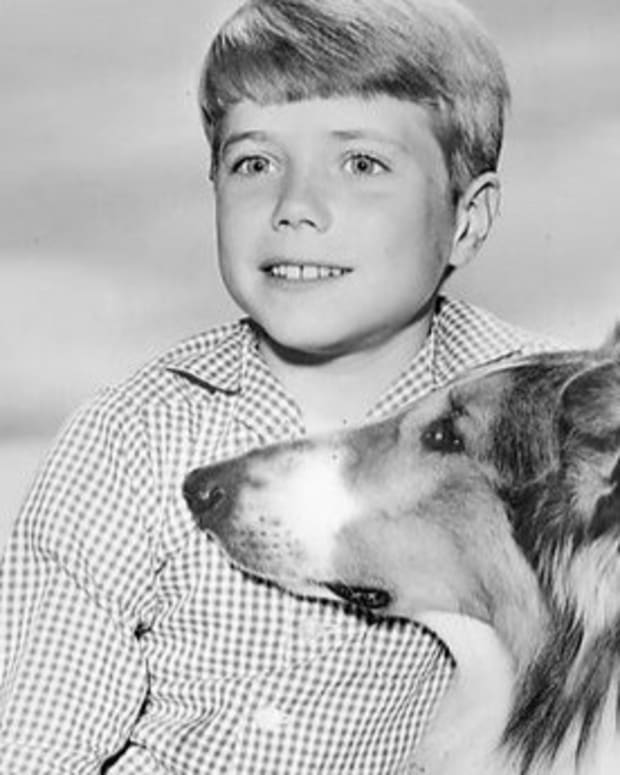 Jon Provost Lassie Photo