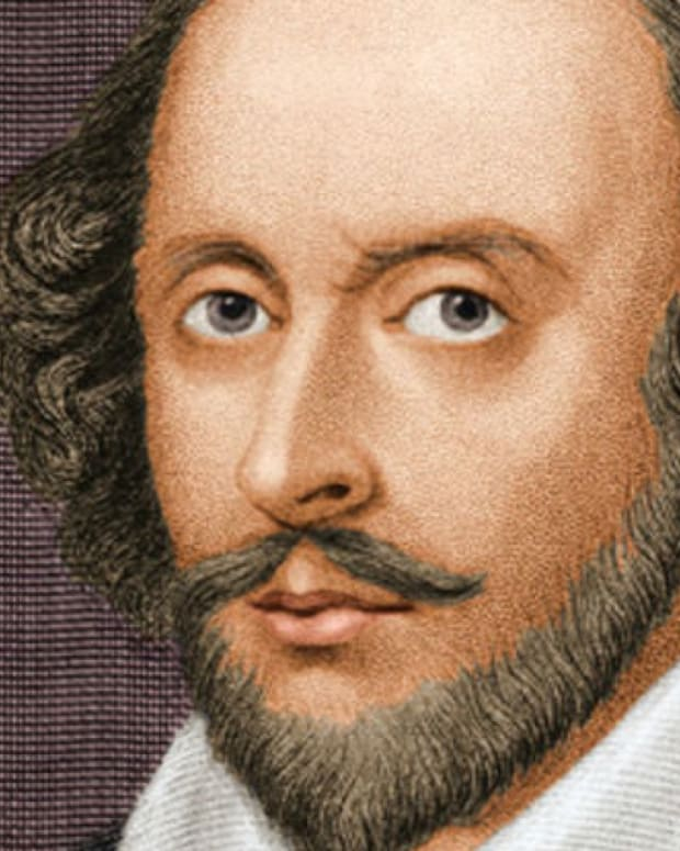 William Shakespeare Image Courtesy Getty Images