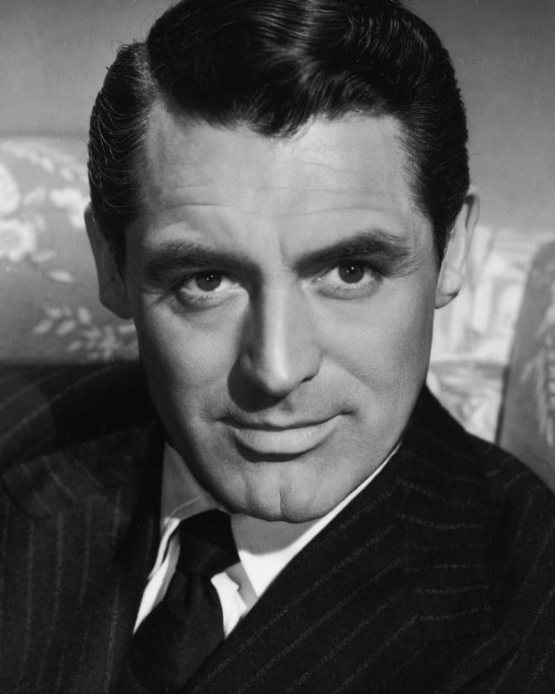 Cary Grant - The Epitome of Grace