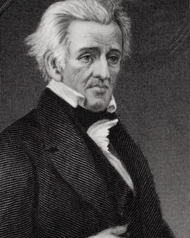 Andrew Jackson - Death of a President