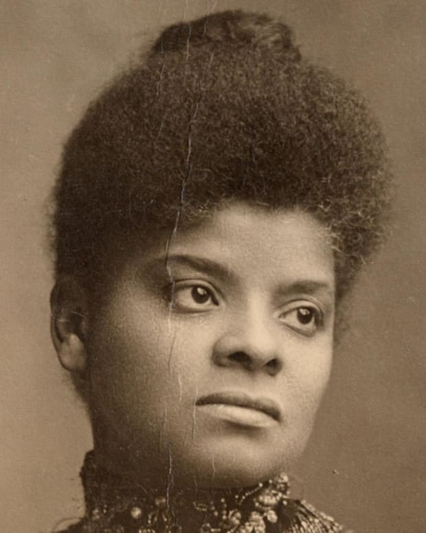 Ida B. Wells - Women's Rights