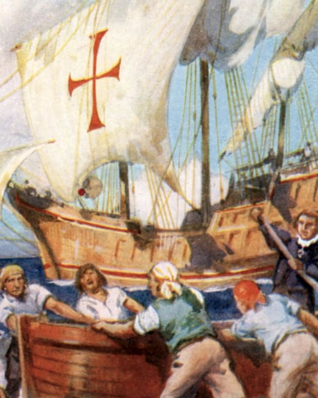 Christopher Columbus - Did Polynesian Explorers Discover America?